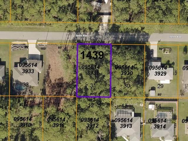 Jaslo Avenue, North Port, FL 34286 (MLS #A4490136) :: Armel Real Estate