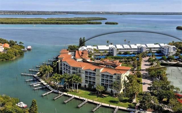 615 Dream Island Road #302, Longboat Key, FL 34228 (MLS #A4490369) :: Century 21 Professional Group
