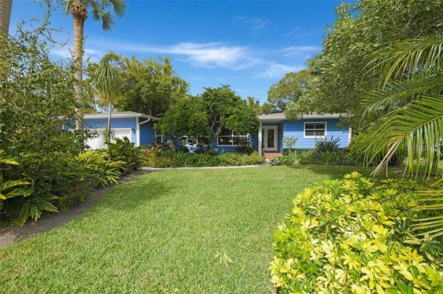 1611 Pine Bay Drive, Sarasota, FL 34231 (MLS #A4490576) :: Pepine Realty