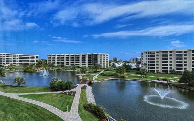 5750 Midnight Pass Road #403, Sarasota, FL 34242 (MLS #A4490659) :: Keller Williams on the Water/Sarasota