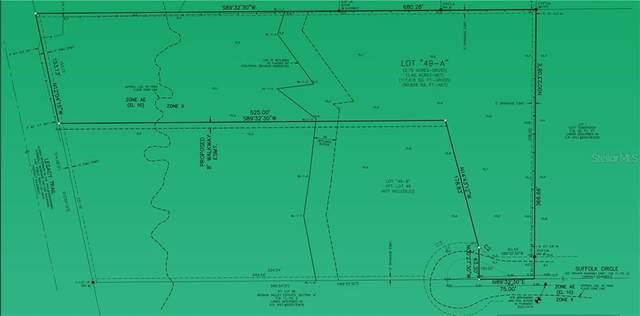 Suffolk Circle, Nokomis, FL 34275 (MLS #A4490774) :: The Hesse Team