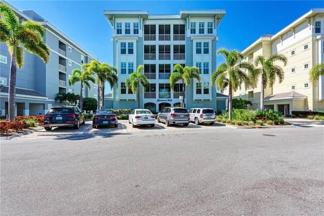 388 Aruba Circle #101, Bradenton, FL 34209 (MLS #A4490859) :: Keller Williams on the Water/Sarasota