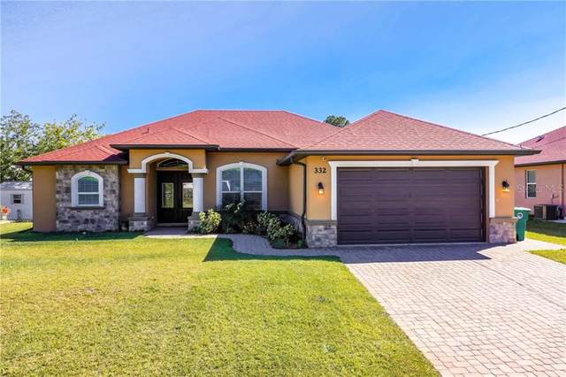 332 Mccabe Street, Port Charlotte, FL 33953 (MLS #A4491102) :: Armel Real Estate