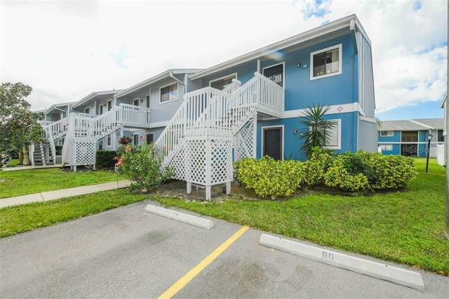 6033 34TH Street W #90, Bradenton, FL 34210 (MLS #A4491201) :: The Duncan Duo Team