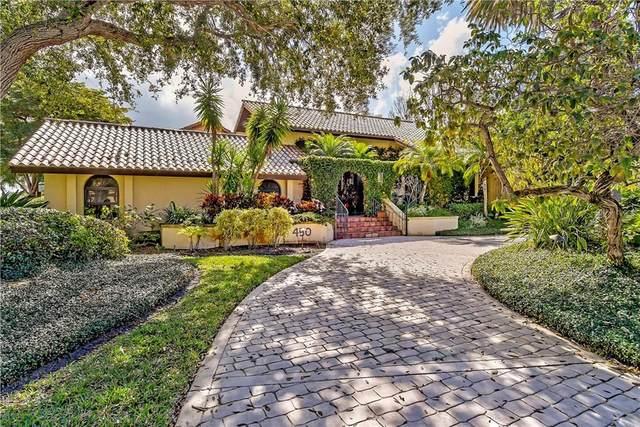 450 E Royal Flamingo Drive, Sarasota, FL 34236 (MLS #A4491220) :: Keller Williams on the Water/Sarasota