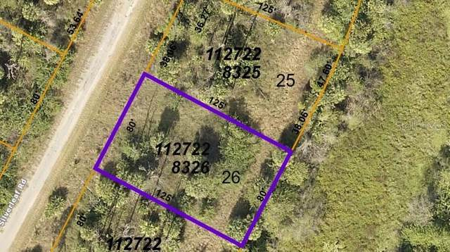 Silverleaf Road, North Port, FL 34288 (MLS #A4491284) :: Medway Realty