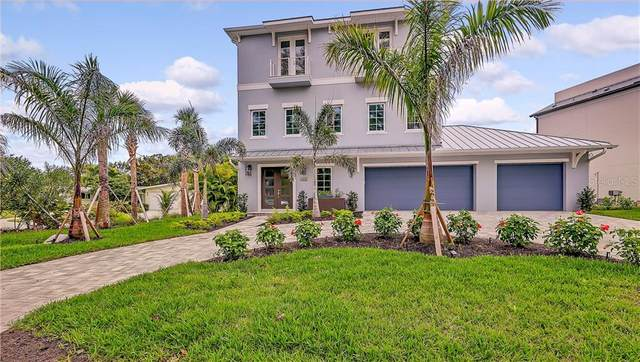 550 Buttonwood Drive, Longboat Key, FL 34228 (MLS #A4491326) :: Rabell Realty Group