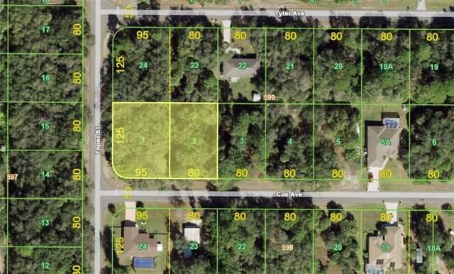17356 & 17364 Cox Avenue, Port Charlotte, FL 33948 (MLS #A4491331) :: BuySellLiveFlorida.com
