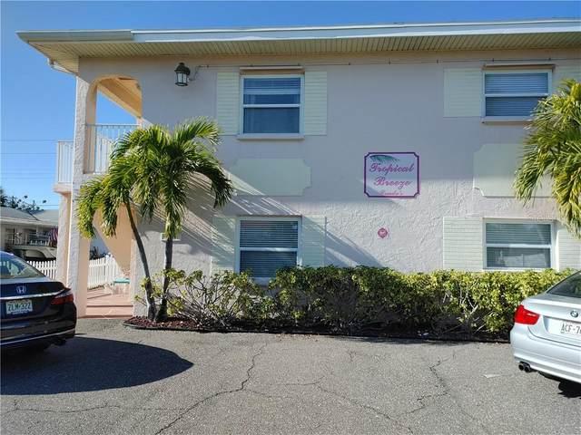 525 73RD Avenue #3, St Pete Beach, FL 33706 (MLS #A4491348) :: Lockhart & Walseth Team, Realtors