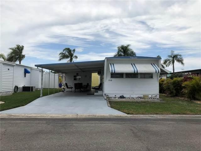 1509 23RD Avenue W, Bradenton, FL 34205 (MLS #A4491379) :: Dalton Wade Real Estate Group