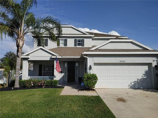 5422 E 120TH Avenue, Parrish, FL 34219 (MLS #A4491411) :: Vacasa Real Estate