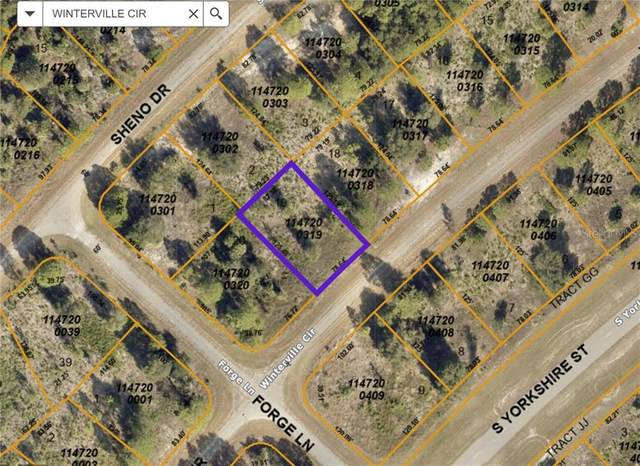 Winterville Circle, North Port, FL 34288 (MLS #A4491559) :: BuySellLiveFlorida.com