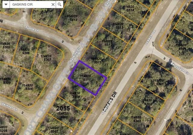 Gaskins Circle, North Port, FL 34288 (MLS #A4491573) :: BuySellLiveFlorida.com
