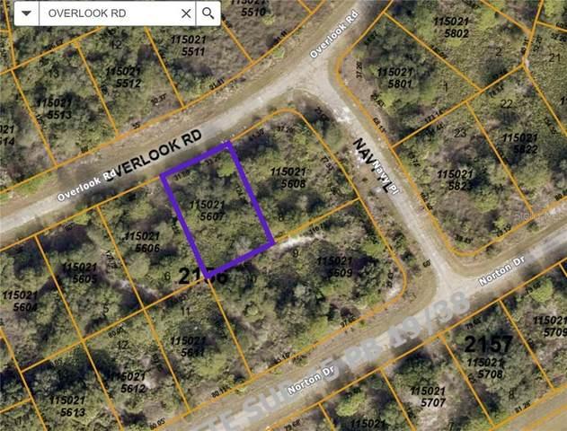 Overlook Road, North Port, FL 34288 (MLS #A4491582) :: BuySellLiveFlorida.com