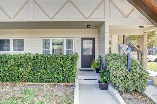 2295 Belgian Lane #25, Clearwater, FL 33763 (MLS #A4491747) :: Sarasota Property Group at NextHome Excellence