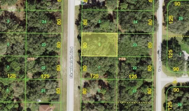 16467 Chamberlain Boulevard, Port Charlotte, FL 33954 (MLS #A4491822) :: Team Borham at Keller Williams Realty