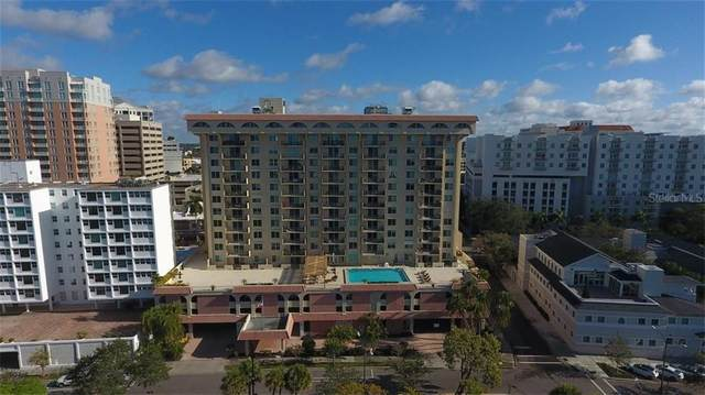 101 S Gulfstream Avenue 12B, Sarasota, FL 34236 (MLS #A4491955) :: Bustamante Real Estate