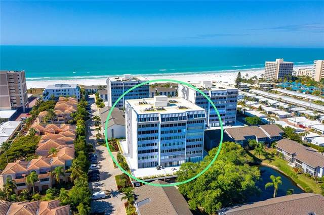 1125 W Peppertree Drive #605, Sarasota, FL 34242 (MLS #A4491971) :: Keller Williams on the Water/Sarasota