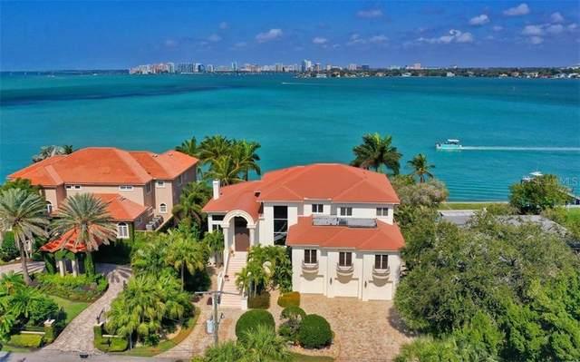 835 Norsota Way, Sarasota, FL 34242 (MLS #A4492001) :: CGY Realty