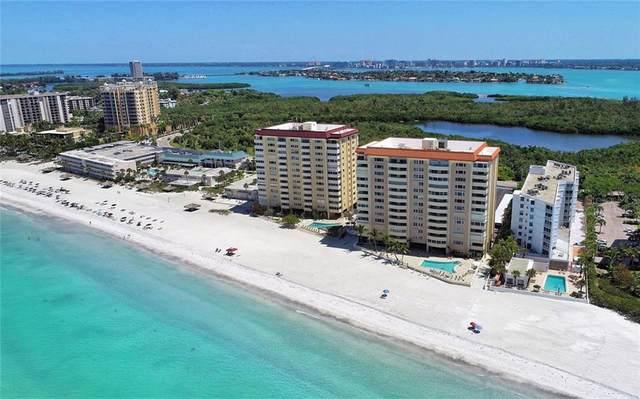 1700 Benjamin Franklin Drive 2G, Sarasota, FL 34236 (MLS #A4492023) :: Gate Arty & the Group - Keller Williams Realty Smart