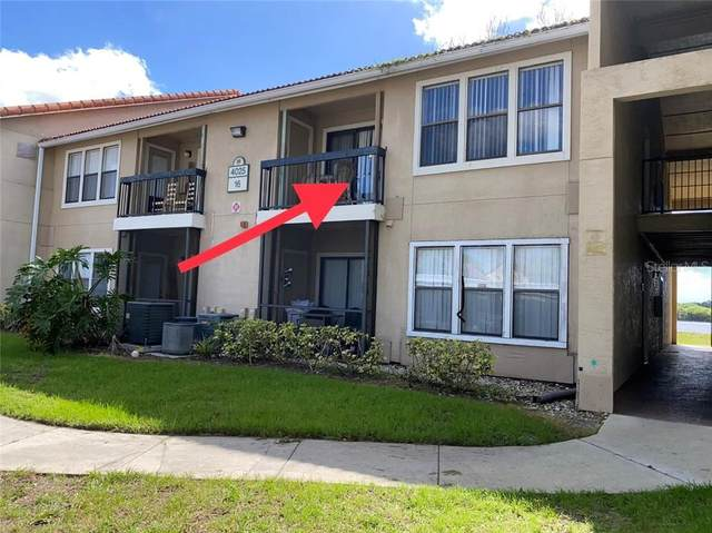4025 Crockers Lake Boulevard #25, Sarasota, FL 34238 (MLS #A4492142) :: The Brenda Wade Team