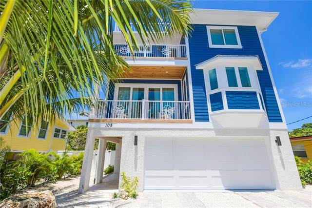 2206 Avenue A, Bradenton Beach, FL 34217 (MLS #A4492184) :: The Heidi Schrock Team