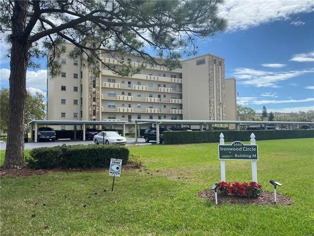 3660 Ironwood Circle 502M, Bradenton, FL 34209 (MLS #A4492259) :: EXIT King Realty