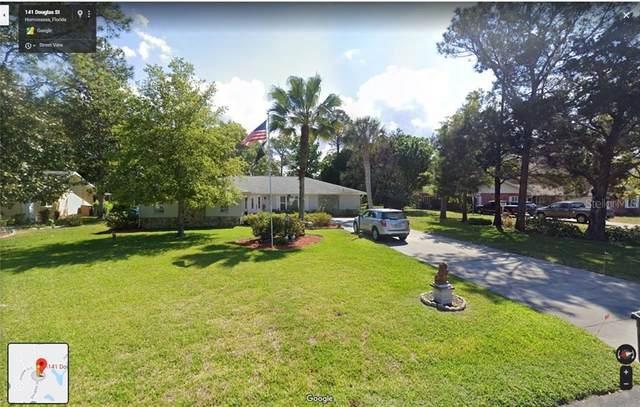 141 Douglas Street, Homosassa, FL 34446 (MLS #A4492286) :: Florida Real Estate Sellers at Keller Williams Realty