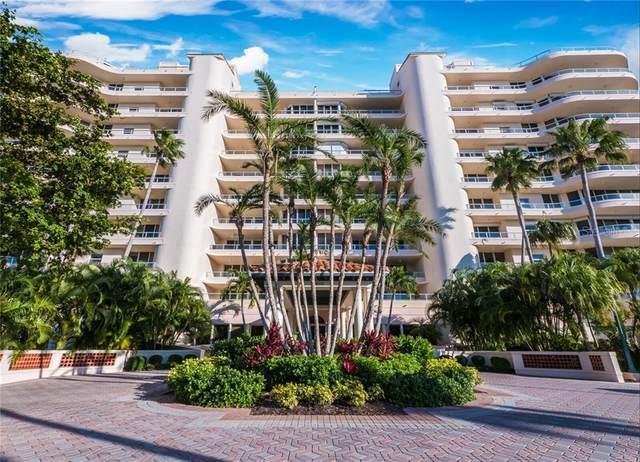 3030 Grand Bay Boulevard #345, Longboat Key, FL 34228 (MLS #A4492300) :: BuySellLiveFlorida.com