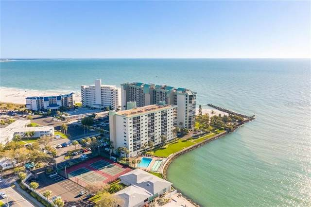 7100 Sunset Way #1111, St Pete Beach, FL 33706 (MLS #A4492415) :: Heckler Realty