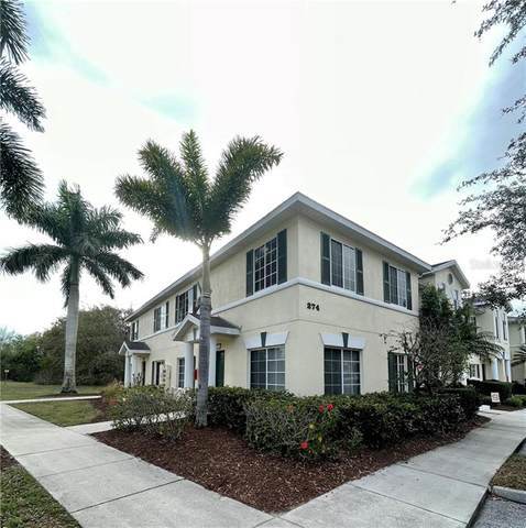 274 Cape Harbour Loop #101, Bradenton, FL 34212 (MLS #A4492502) :: The Hesse Team
