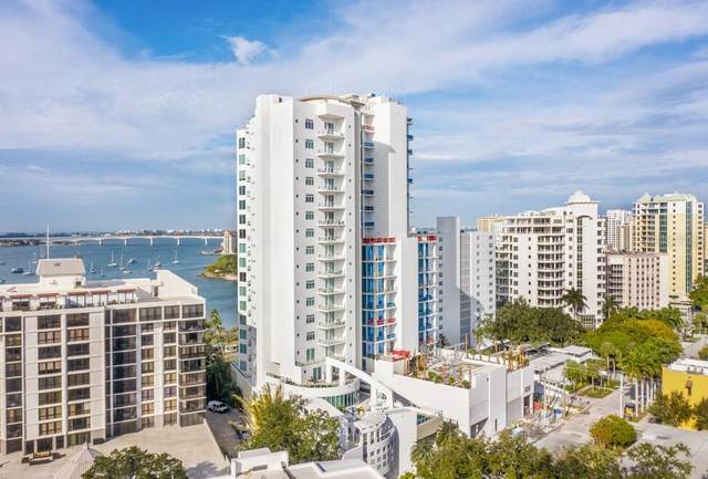 624 S Palm Avenue #10, Sarasota, FL 34236 (MLS #A4492533) :: Zarghami Group
