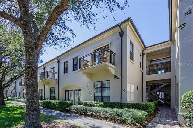 1001 Celebration Avenue #209, Celebration, FL 34747 (MLS #A4492545) :: Delgado Home Team at Keller Williams