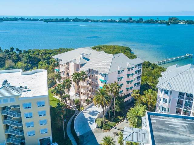 242 Hidden Bay Drive #504, Osprey, FL 34229 (MLS #A4492569) :: EXIT King Realty