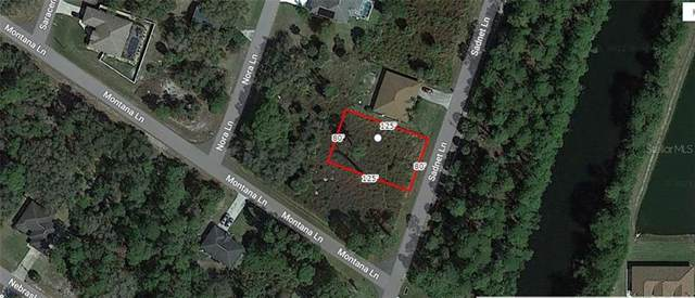 Sadnet Lane, North Port, FL 34286 (MLS #A4492607) :: Realty One Group Skyline / The Rose Team