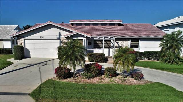 891 Bal Harbor Boulevard, Punta Gorda, FL 33950 (MLS #A4492822) :: The Robertson Real Estate Group