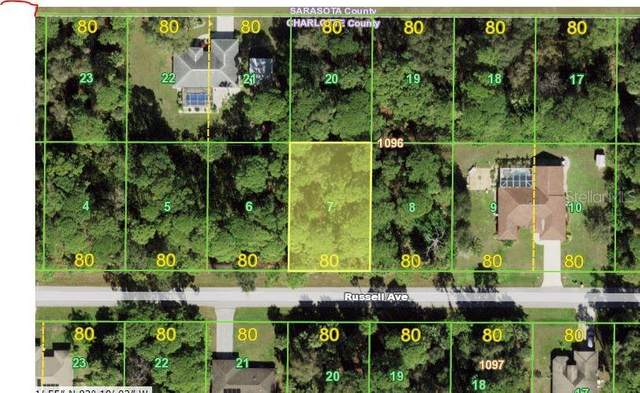 17196 Russell Avenue, Port Charlotte, FL 33954 (MLS #A4492828) :: Zarghami Group