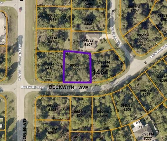 Beckwith Avenue, North Port, FL 34291 (MLS #A4492849) :: Team Bohannon Keller Williams, Tampa Properties