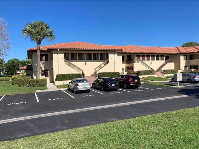 5227 Lake Village Drive #25, Sarasota, FL 34235 (MLS #A4492882) :: The Lersch Group