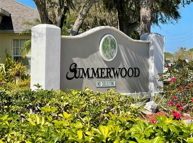 1771 Old Summerwood Boulevard, Sarasota, FL 34232 (MLS #A4492902) :: Team Borham at Keller Williams Realty
