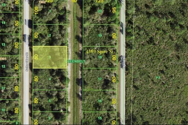 4372 Schneider Street, Port Charlotte, FL 33981 (MLS #A4492960) :: The Nathan Bangs Group