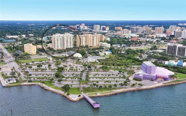 800 N Tamiami Trail #706, Sarasota, FL 34236 (MLS #A4492962) :: The Lersch Group