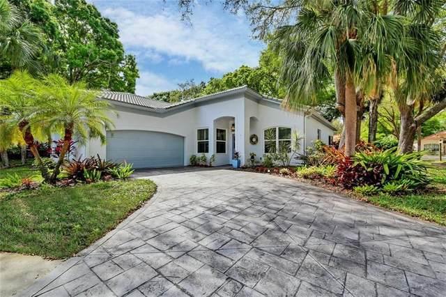2737 Goodwood Court, Sarasota, FL 34235 (MLS #A4492966) :: Pepine Realty