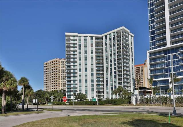1111 N Gulfstream Avenue 4F, Sarasota, FL 34236 (MLS #A4493003) :: Sarasota Gulf Coast Realtors