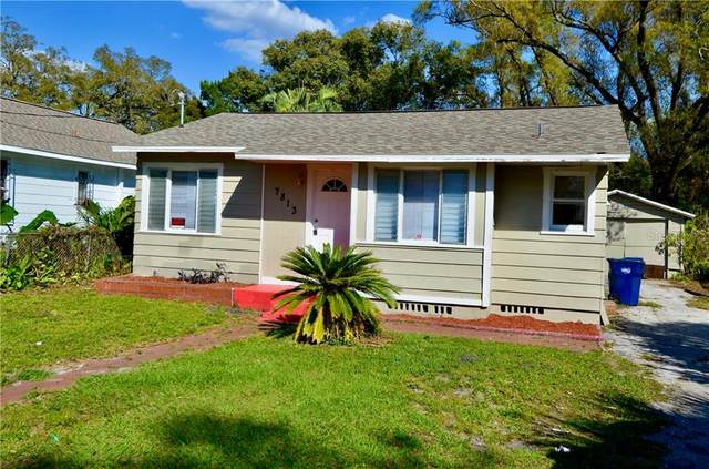 7813 N Mulberry Street, Tampa, FL 33604 (MLS #A4493056) :: Florida Real Estate Sellers at Keller Williams Realty