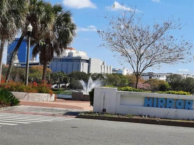701 Mirror Lake Drive N #115, St Petersburg, FL 33701 (MLS #A4493140) :: Lockhart & Walseth Team, Realtors