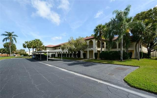 3690 Pinecrest Street #114, Sarasota, FL 34232 (MLS #A4493144) :: EXIT King Realty
