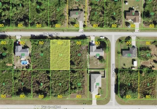 12113 Dubarry Avenue, Port Charlotte, FL 33981 (MLS #A4493178) :: RE/MAX Marketing Specialists