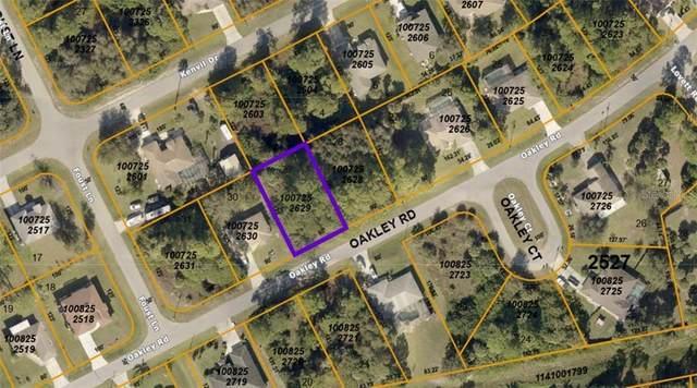 1007252629 Oakley Road, North Port, FL 34288 (MLS #A4493183) :: The Duncan Duo Team