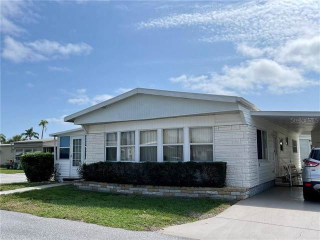 603 63RD Avenue W J4, Bradenton, FL 34207 (MLS #A4493299) :: Everlane Realty